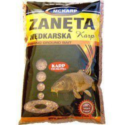 Zanęta MCKARP Karp - truskawka 1kg