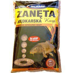 Zanęta MCKARP Karp - truskawka 3kg