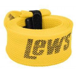 Pokrowiec na wędkę Lew's Speed Sock Casting Yellow 7'3''-7'11''