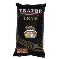 Glina Traper rozpraszająca brązowa 2kg