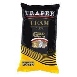 Glina Traper rozpraszająca żółta 2kg