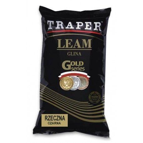 Glina Traper rzeczna czarna 2kg