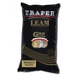 Glina Traper wiążąca brązowa 2kg