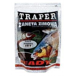Zanęta Traper Zimowa Ready - Krew suszona (750g)