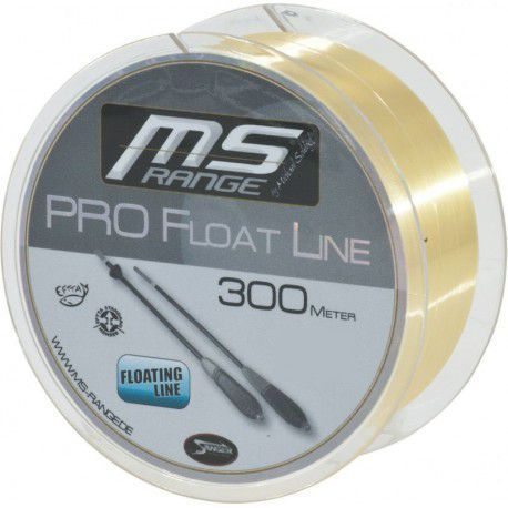 Żyłka MS RANGE Pro Float Line 0,18 mm 300 m